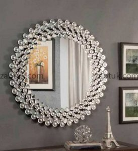 آینه دکوری قاب دار